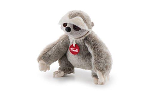 Trudi 27913 bradipo ugo, grigio, 28 cm
