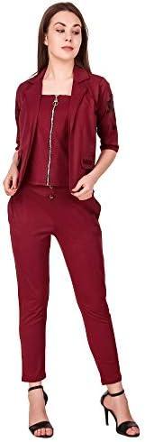 CUPIDVIBE Women's Cotton Lycra Maxi D