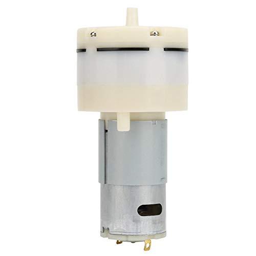 12V DC-Vakuumpumpe, 1pc DC 12V-Vakuumpumpe-Hochdruckmembran-Luftpumpe 12L / Min geräuschlos für kosmetisches Instrument, Vakuumverpackungsmaschine usw.