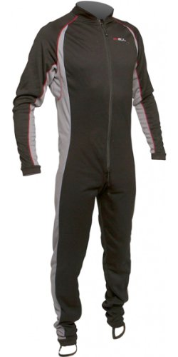 Gul Pro Undersuit Black/Charcoal GM0333 Size- - Small