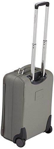 31K5WQbFRsL - Calvin Klein  Trolley para portátiles, 55 cm, 44 L, Gris