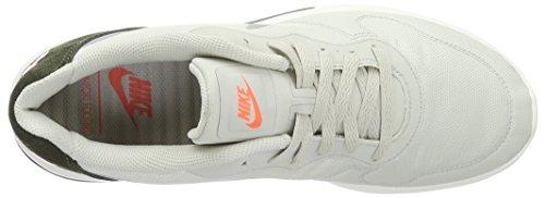 Nike 844857, Baskets Basses Homme Multicolore (Beige / Plata / Agosto)