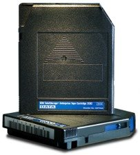 IBM The Great Tape, 1/2in. CTDG, 3592Advanced, JK, Wirtschaft, 500GB-46x 7453