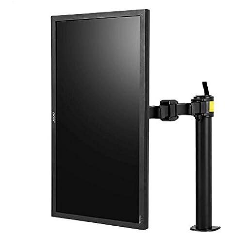 Canzoni LCD supporto da tavolo rotante universale telescopico ascensore muro