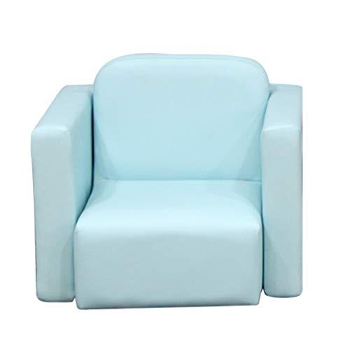 Canapés Chaise De Sofa Sofa De Bébé Sofa Mignon Mini Sofa Sofa De Balcon Petit Sofa Chaise Sofa De Bande Dessinée Sofa De Fille Minimaliste Moderne (Color : Green, Size : 33 * 48 * 38cm)