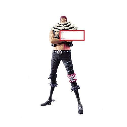 Banpresto - one piece statue, personaggio, multicolore, 82394