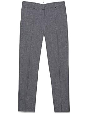 Oltre Pantaloni modello sigaretta con piega stirata. (Italian Size)
