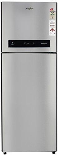 Whirlpool 340 L 3 Star Frost-Free Double Door Refrigerator (IF 355 ELT ALPHA STEEL(3S), Alpha Steel)