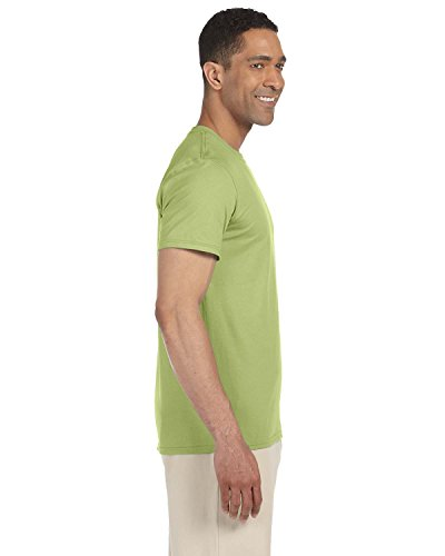 Gildan Softstyle, adult ringspun t-shirt Kiwi