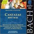 Bach: Cantatas, BWV 58-61 (Edition Bachakademie Vol 19) /Rilling