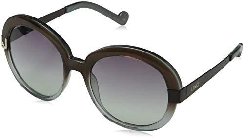 Liu Jo Damen LJ670SR 217 55 Sonnenbrille, Brown/Mint,