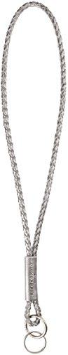 Liebeskind Berlin Damen Lola Metall Schlüsselanhänger, Silber (Silver 9800), 2x44x1 cm