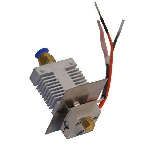 GIANTARM Geeetech 3D Drucker zubehör Extruder 1 in 1 out Hotend für A10 A20 A30, Hotend Kit für 0,4 mm, 1,75 mm.