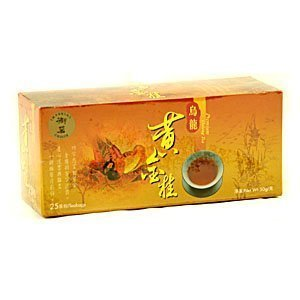 4 Packs Premium Oolong Wulong Slimming Tea - 100 Teabags 60 Days Supply - UK Stock