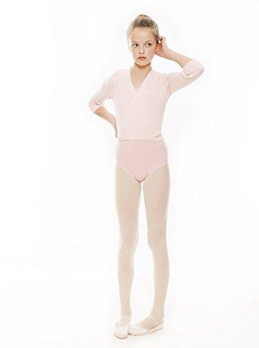 4419307e7 Libro PDF Gratis Girls Pink dance Ballet Crossover Cardigan Wrap All ...