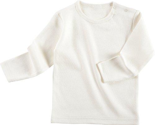 Baby Butt Langarmshirt Interlock-Jersey natur Größe 44