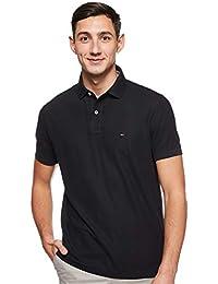 Tommy Hilfiger Herren Core Hilfiger Regular Polo Poloshirt