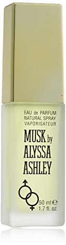 Alyssa Ashley Musk femme/ woman, Eau de Parfum, Vaporisateur/ Spray, 50 ml - Freuden Rose Duschgel