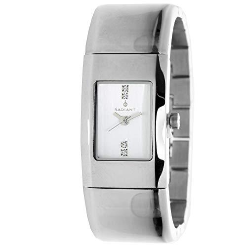 Radiant Reloj analogico para Mujer de Cuarzo con Correa en Acero Inoxidable RA77202