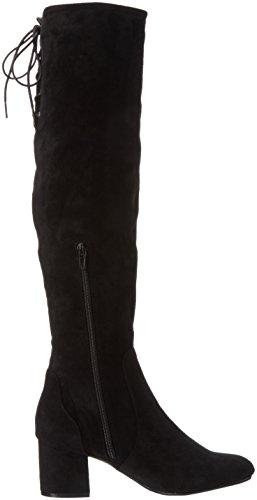 Blink Damen Bibian Langschaft Stiefel Schwarz (Black 01)