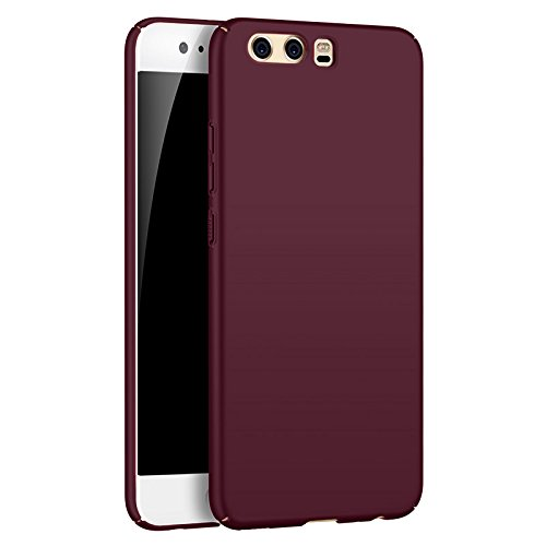 "EIISSION Huawei P10 Plus (5.5"") Custodia,Ultra sottile che cade superficie protettiva opaca Custodia per Huawei P10 Plus (5.5"") smartphone ,Viola"
