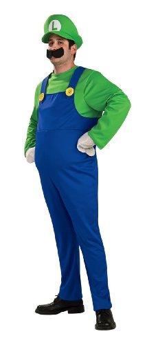 (Luigi Prestige-Kostüm für Erwachsene)