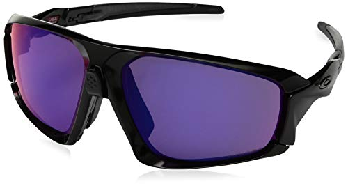 6b1b210a9 Oakley 0OO9402 Gafas de Sol, Polished Black, 64 para Hombre