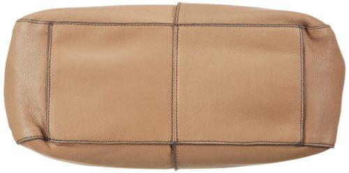 Calvin Klein Jeans Lily CTO001ACP00, Damen Shopper 36x28x14 cm (B x H x T) Beige (putty 81)