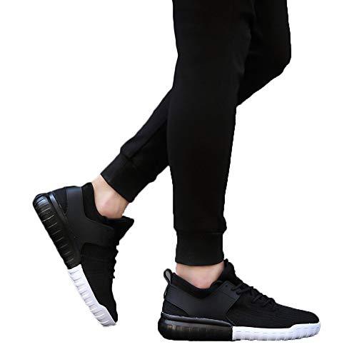 Sneaker Unisex Freizeitschuhe Damen Herren Breathable Fashion Schuhe Gewebte Turnschuhe Paare Schuhe Joggingschuhe Sportschuhe Gym Schuhe Laufschuhe Outdoor ABsoar