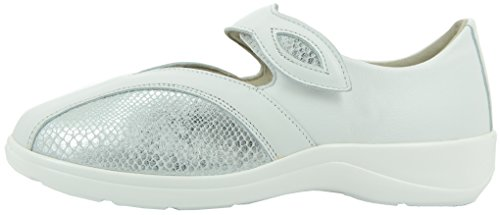 Varomed, Ballerines Pour Femmes Blanches (blanches)