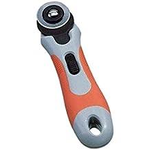WINOMO 28mm Klinge Rollschneider Stoffschneider mit Flexiblem Schutzmechanismus