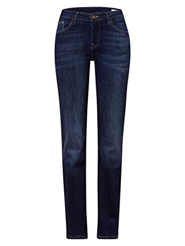 Stretch-baumwolle High-cut (Cross Jeans Jeans Rose dunkelblau W30/L30)
