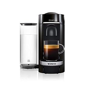 DeLonghi Nespresso ENV 155.B Nespresso Vertuo, Plastica, Nero