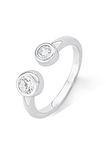 sOliver-Damen-Ring-offen-5-mm-925-Silber-rhodiniert-Zirkonia-wei