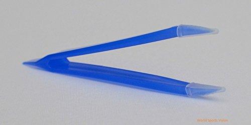 Lange Kontaktlinsen Pinzette - Zum Entfernen und Einsetzen Kontaktlinsen Blau