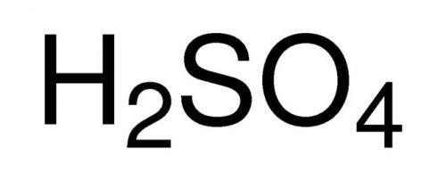 Schwefelsäure (10%, reinst) Gebindegröße 500ml