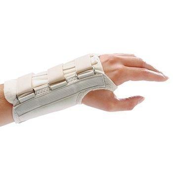 Sammons Preston Rolyan Beige D-Ring Wrist Braces (SP4-A915LS Small ) by Sammons Preston