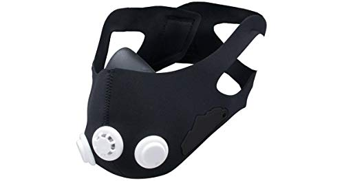 Dolphy Fitness Training Mask with Three Resistance Valves (Small)