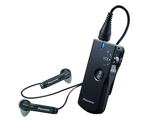 Pioneer PHA-M70-H MP3 Player, Schwarz