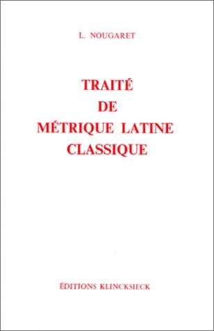trait-de-mtrique-latine-classique