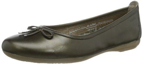Marc Shoes Janine 1.650.26-20 Damen Ballerinas Grau (taupe 260)