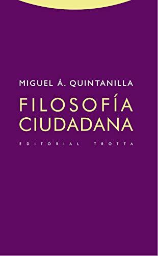 Filosofía ciudadana (Estructuras y Procesos. Filosofía) eBook ...