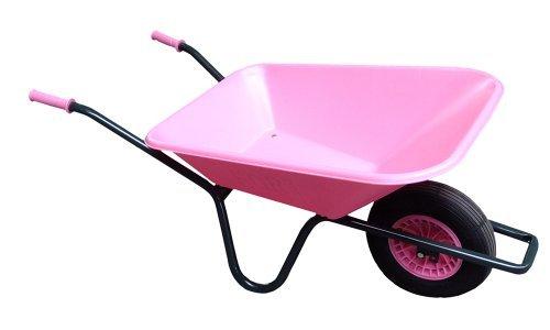 ALTRAD FORT Schubkarre Bauschubkarre Frauenschubkarre 90l Liter Farbe Pink ***NEU***