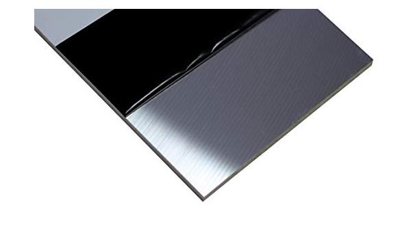 10,0mm stark Gr/ö/ße 200 x 1000 mm B/&T Metall Aluminium Platte blank gewalzt natur 20 x 100 cm