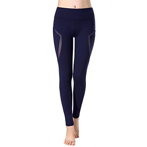 JYDress - Legging de sport - Femme Bleu