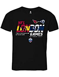 LOS ANGELES RAMS London Games 2017 Match Up T-