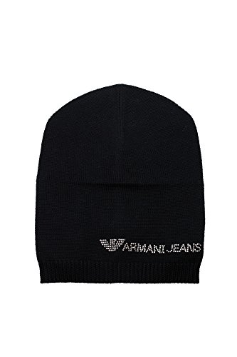 Cappelli Armani Jeans Donna Acrilica Blu B5427S65X Blu II