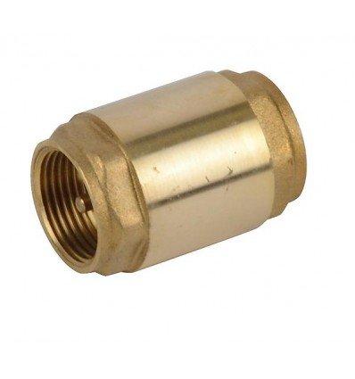 Rbm France - Clapet de non retour toutes positions laiton obturateur laiton 1 1/4 - RBM FRANCE : 8600702