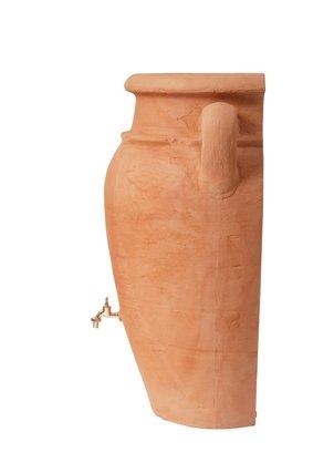 ANTIK Wand-Amphore 260 L,terrakotta