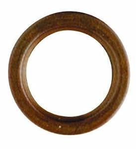 Générique - Accessoires De Paumelles - Bague Laiton Pour Fiche De 13 mm - Dimension: Ø Int 9,4 ; Ø Ext 13 mm - Couleur: Laiton
